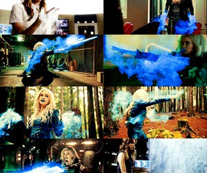 danielle panabaker, DC, and frost image