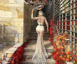 luxury, accessories, and dress image