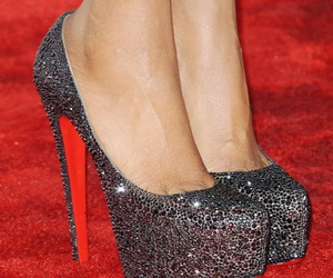 louboutin, shoes, and talons image