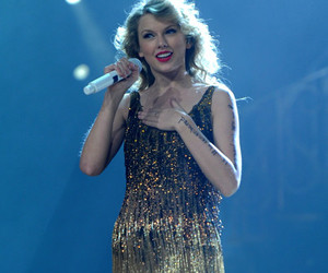 Taylor Swift, show, and speak now image