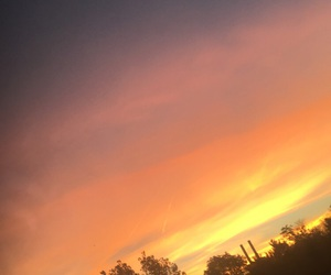 pink, ambre, and sky image