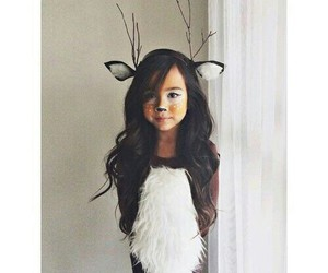 kids, makeup, and cute image