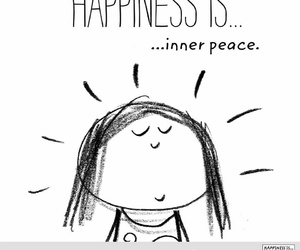 english, happiness, and peace image