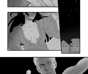 anime, anime girl, and naruhina image