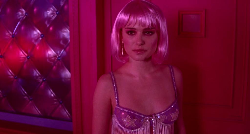natalie portman, pink, and closer image