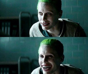 joker, suicidesquad, and bestsmile image