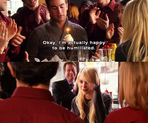 gossip girl and happy image