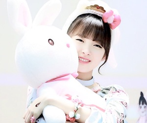 aesthetic, k-pop, and oh my girl image