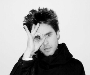 jared leto and boy image