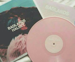 music, halsey, and album image