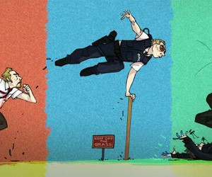 hot fuzz, shaun of the dead, and Simon Pegg image