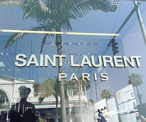luxury, saint laurent, and paris image