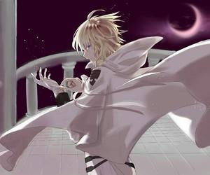 anime, owari no seraph, and mikaela hyakuya image
