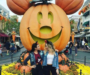 disney, Halloween, and friends image