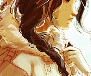 bianca di angelo, percy jackson, and pjo image