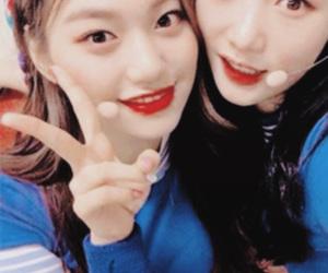 chaeyeon, cute, and doyeon image