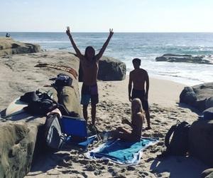surf life, beach life, and beach boys image
