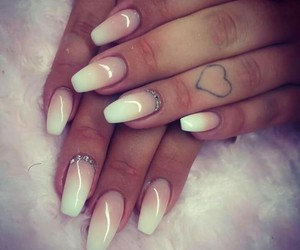 cool, hope, and nails image