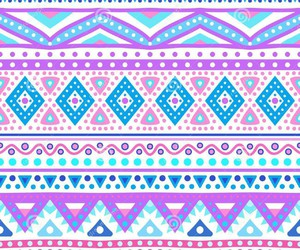 aztec, pattern, and purple image