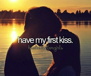 love, kiss, and bucketlist image