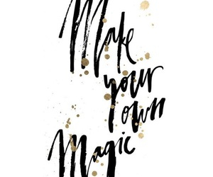 inspiration, magic, and quotes image