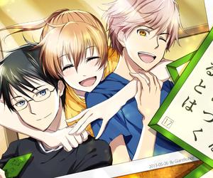chihayafuru, anime, and karuta image