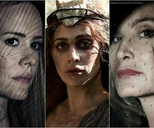 coven, jessica lange, and Lady gaga image