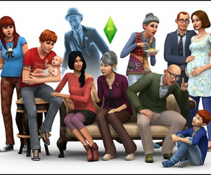 the sims 4 and the sims image