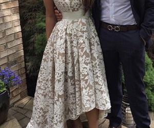 fashion, dress, and couple image