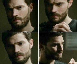 crazy, the fall, and paul spector image
