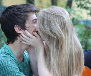 boys, girl, and boyfriend image
