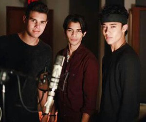 cnco, Joel, and erick image