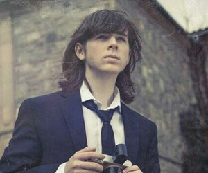 chandler riggs, carl grimes, and the walking dead image