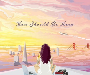 kehlani, music, and you should be here image