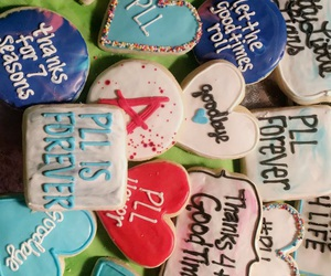 pretty little liars, candy, and pll image