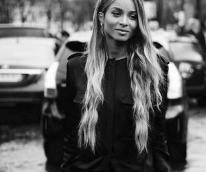 style, beauty, and ciara image