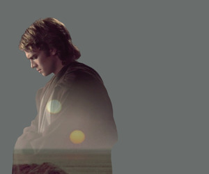 star wars and Anakin Skywalker image