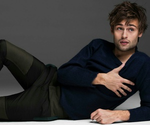 douglas booth and model image