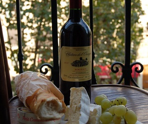 bread, classy, and france image
