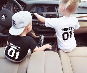 baby, prince, and princess image