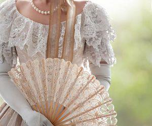 beautiful, lady, and pretty image