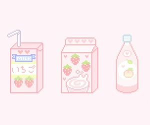 kawaii, pastel, and lockscreen image