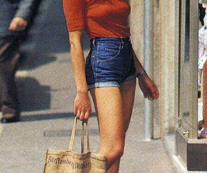 70s and girl image