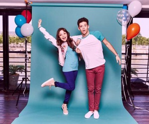 love, ruggero pasquarelli, and karol sevilla image
