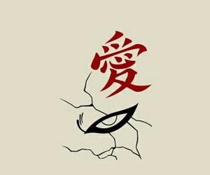 anime, naruto, and gaara image