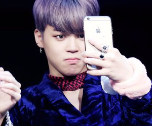82 Images About Greypurple Hair Jimin On We Heart It See More
