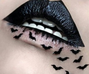 bats, gorgeous, and helloween image