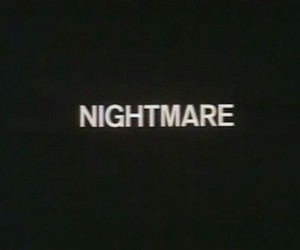 nightmare, grunge, and black image