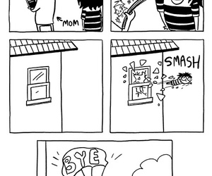 funny, sarah andersen, and comic image