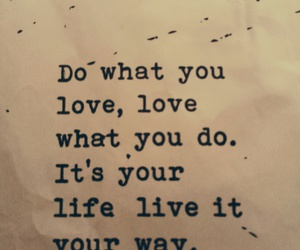 life quotes and love image